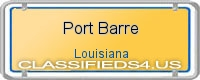 Port Barre board